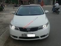 Cần bán Kia Forte SX đời 2011, màu trắng, 509tr