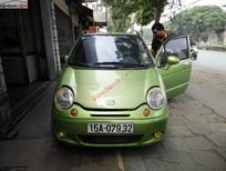 Cần bán lại xe Daewoo Matiz se đời 2005, màu xanh lam chính chủ