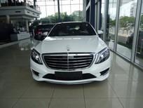Cần bán xe Mercedes S400 năm 2015, màu trắng, nhập khẩu chính hãng giá 3,639 tỉ