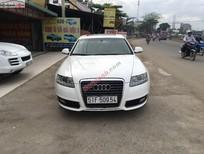 Chợ ô tô Hà Nội cần bán xe Audi A6 2.0T đời 2010, màu trắng, xe nhập