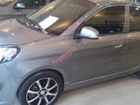 Cần bán gấp xe Kia Morning SX đời 2011, màu xám còn mới