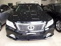 Bán xe Toyota Camry 2.5Q đời 2013, màu đen