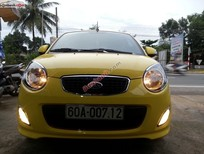 Bán Kia Morning EX đời 2010, màu vàng xe gia đình