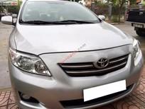 Toyota Corolla 1.6AT đời 2007, màu bạc, nhập khẩu Nhật Bản còn mới, giá tốt