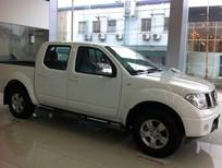 Cần bán xe Nissan Navara 2.5L đời 2013, màu trắng, nhập khẩu chính hãng, giá 597tr