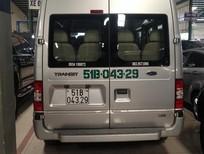 Bán xe Ford Transit đời 2011, màu bạc, 590 triệu