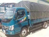 Cần bán xe Thaco OLLIN Ollin 700B – 7 tấn đời 2015, màu xanh lam, 365 triệu