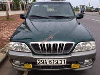 Xe Ssangyong Musso 4x4 MT 2008