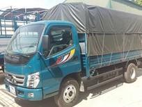 Cần bán xe Thaco Ollin đời 2015, màu xanh lam, nhập khẩu chính hãng, 365 triệu