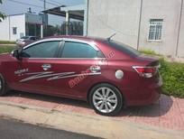 Bán ô tô Kia Forte sản xuất 2012, màu đỏ, nhập khẩu chính hãng