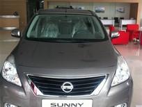 Cần bán xe Nissan Sunny SE sản xuất 2015, màu đen, giá tốt