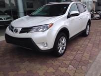 Cần bán Toyota RAV4 Limited đời 2015, màu trắng, nhập khẩu nguyên chiếc, chất lượng