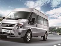 Ford Transit LX đời 2015, đủ màu giao xe ngay, giá cạnh tranh, hỗ trợ thủ tục đăng ký đăng kiểm, vay vốn ngân hàng nhanh gọn