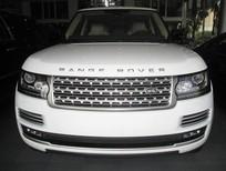 Cần bán LandRover Range rover Autobiography LWB sản xuất 2015, màu trắng, nhập khẩu