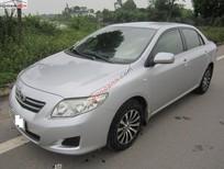 Cần bán Toyota Corolla XLI đời 2009, màu bạc, giá 680tr