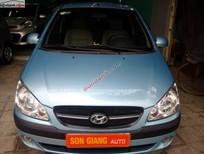 Bán Hyundai Getz đời 2009, màu xanh, xe nhập, giá tốt nhanh tay liên hệ