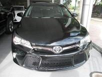 Bán xe Toyota Camry SE năm 2015, màu đen, nhập khẩu nguyên chiếc