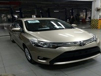 Toyota Vios 1.5G AT 2016, giá tốt, hỗ trợ KH trả góp