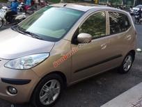 Cần bán gấp Hyundai i10 đời 2010, màu hồng phấn, nhập khẩu nguyên chiếc, còn mới
