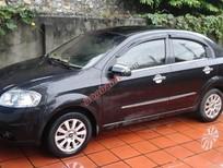 Bán xe Daewoo Gentra đời 2011, màu đen, giá 310 triệu