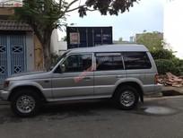 Cần bán gấp Mitsubishi Pajero 3.0V6 đời 2004, màu bạc, 289 triệu
