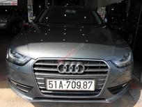 Cần bán gấp Audi A4 đời 2013, màu xám, nhập khẩu chính hãng như mới