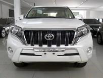 Cần bán xe Toyota Prado TXL 2.7L 2015, màu trắng, nhập khẩu