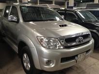 Cần bán Toyota Hilux đời 2009, màu bạc, nhập khẩu chính hãng, giá 499tr