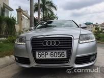 Cần bán xe Audi A6 2.0 Quattro đời 2011, màu bạc, nhập khẩu còn mới
