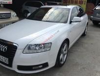 Cần bán xe Audi A6 S line sản xuất 2009, màu trắng, xe nhập