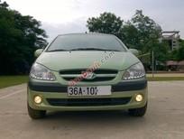 Cần bán Hyundai Getz sản xuất 2008, nhập khẩu, giá tốt