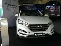 Bán Hyundai Tucson năm 2015, màu trắng giá cạnh tranh