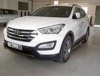 Bán xe Hyundai Santa Fe 2.2 CRDi năm 2013, màu trắng, nhập khẩu chính chủ