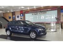 Bán xe Volkswagen Polo Hatchback MT đời 2015, màu xanh lam, nhập khẩu chính hãng, giá tốt