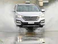Bán xe Hyundai Santafe trả góp giá tốt nhất Bà Rịa Vũng Tàu