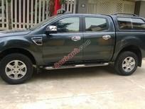 Cần bán xe Ford Ranger 2.2 XLT đời 2013, màu xanh đen, xe nhập số sàn