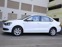 Cần bán Volkswagen Polo sản xuất 2015, màu trắng, nhập khẩu nguyên chiếc