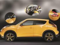 Nissan Juke 2015 được nhập khẩu từ Anh Quốc, với sản phẩm thể thao cá tính