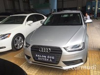Auto Xuyên Á bán Audi A4 1.8L AT đời 2012, màu bạc như mới