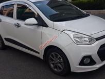 Cần bán gấp Hyundai i10 năm 2014, màu trắng, nhập khẩu nguyên chiếc số tự động