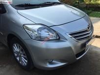 Bán xe Toyota Vios 1.5E đời 2011, màu bạc số sàn, giá chỉ 510 triệu