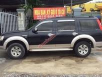 Cần bán Ford Everest đời 2007, màu đen chính chủ