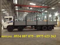 xe tải Dongfeng Trường Giang 5 chân 22 tấn/22T,xe tải Trường Giang 5 giò 22 tấn