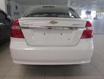 Bán xe Chevrolet Aveo LT 2016, màu trắng, giá tốt, hỗ trợ trả góp