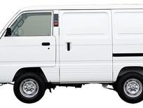 Cần bán xe Suzuki Blind Van, xe bán tải màu trắng