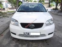 Bán ô tô Toyota Vios 1.5G cũ màu trắng chính chủ, 255 triệu