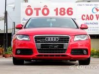 Bán Audi A4 2.0T Quattro Premium Prestige Sline 2009 đỏ tươi xinh