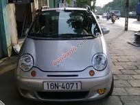 Cần bán Daewoo Matiz SE đời 2007, màu bạc chính chủ, giá tốt