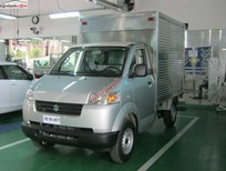 Cần bán xe Suzuki Carry Pro đời 2015, màu bạc, nhập khẩu nguyên chiếc