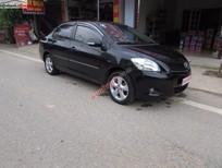Cần bán Toyota Vios E đời 2010, màu đen, giá 445 triệu